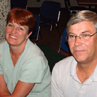 June & Bryce Bates, Grand Coulee, Saskatchewan
