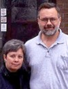Cathy Kushneryk and Alf Adams, Canada