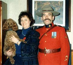 Tim & Linda Popp, Battleford, Saskatchewan, Canada
