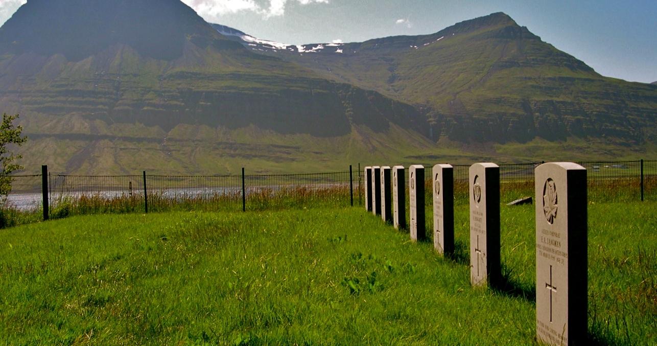 ReydarfjordurCemetery1